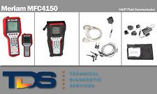 New Meriam Mfc4150 Hart Field Communicator Includes Performance Test Cert