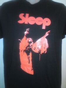 Sleep-manica-lunga-maniche-in-rilievo-metallo-S-XXL
