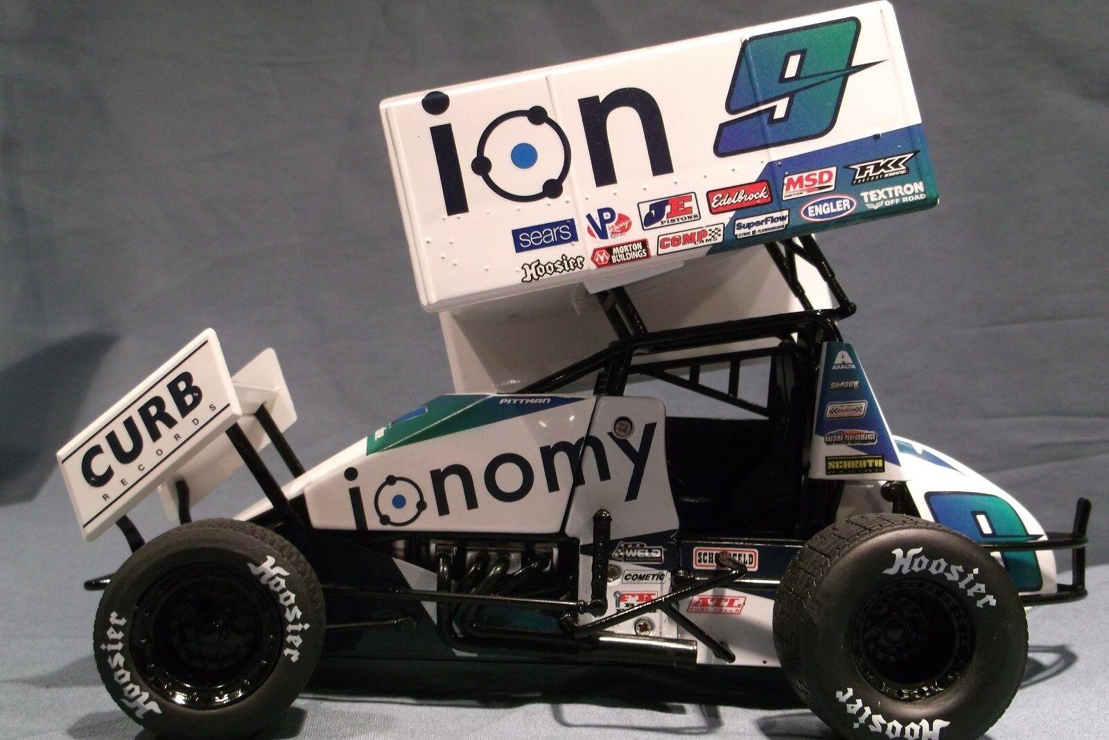 Daryn pittman ionomy kasey kahne racing sprint auto r & r 18 gmp - welt der gesetzlosen