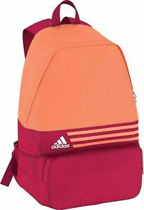 adidas-Perfomance-Climacool-Kid-039-s-School-Gym-Bag-Backpack-Deep-Pink-Orange