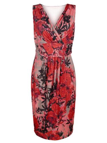 44 48 42 Brands Rouge imprimé Top 0917541738 46 Gr Wrap Dress FCxwOqZ