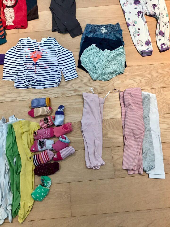 Andet, Blandet pigetø; kjoler, strømpebukser mm.