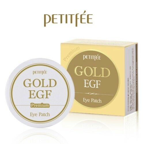 Premium Petitfee Gold EGF Eye Patch 60ea 30days