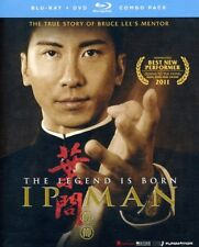The Legend Is Born: IP Man (Blu-ray Disc, 2011, 2-Disc Set)