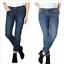 Calvin-Klein-Jean-Ladies-Slim-Boyfriend-Jeans-Variety thumbnail 1