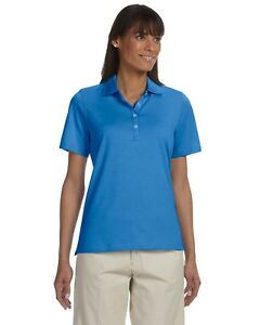 Ashworth-Women-039-s-High-Twist-Cotton-Tech-Polo-1147C-S-2XL