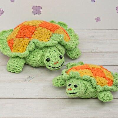 Complete Kit Crochet Kit Twilleys Trevor /& Timmy Turtles 2898//1505