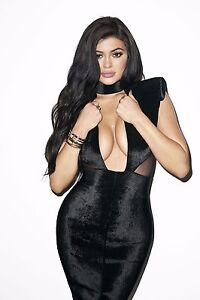Multiple Sizes KYLIE JENNER Poster E Hollywood Celebrity Actor Actress