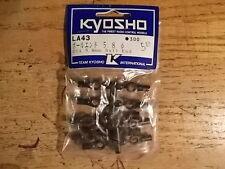 LA-43 5.8mm Ball Ends (12) - Kyosho Lazer Triumph Pure Ten Fazer GP-10 TF-3