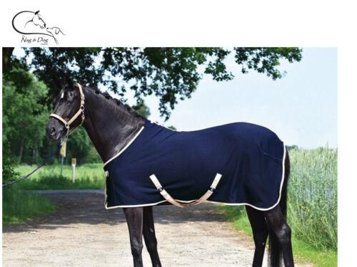 Busse Nouveau Cheval Cob Pony Show Voyage Polaire Tapis Jersey stable Cooler
