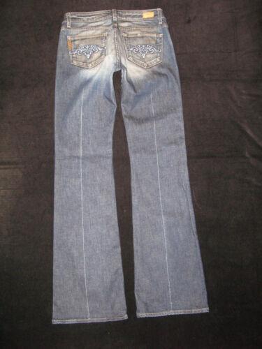 Pochettes Paige Fleuries Premium Canyon Laurel Jeans q4wIA4Z