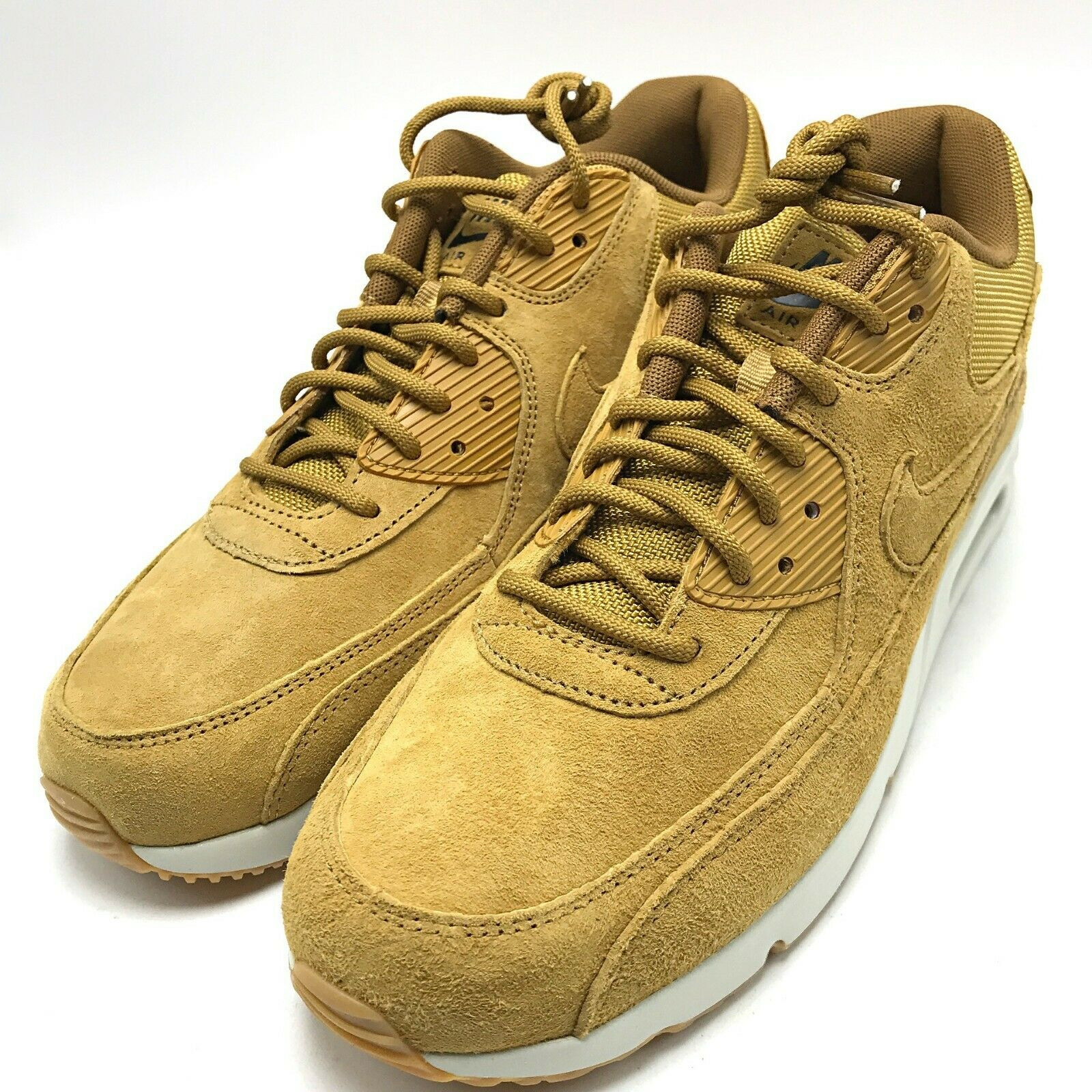 Nike Air Max 90 Ultra 2.0 LTR  Men's Running shoes Wheat   Light Bone 924447-700  export outlet