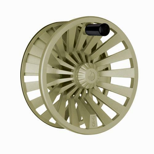 NEW ROTINGTON  BEHEMOTH SPARE SPOOL FOR  ROTINGTON 4/5 WEIGHT FLY REEL DESERT TAN 6bf887