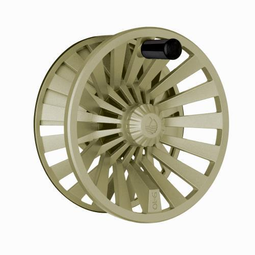 NEW ROTINGTON SPOOL BEHEMOTH SPARE SPOOL ROTINGTON FOR  4/5 WEIGHT FLY REEL DESERT TAN 75053a