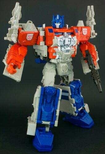 Transformers Titans Return Powermaster Optimus Prime Complete Leader