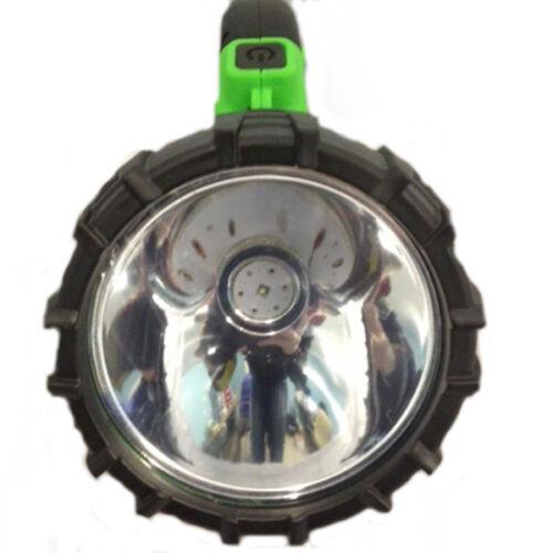 Super Léger Torche rechargeable lanterne lampe spot 3,5 millions de bougies