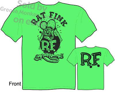 Ed Roth Rat Fink T shirt Big Daddy Shirts Signature Apparel Tee M L XL 2XL 3XL