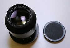 Carl Zeiss Jena Tevidon 50/1.8 Lens Fujifilm X-T2 X-Pro2 X-T20 X Mount Camera