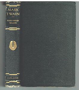Pudd-039-head-Wilson-by-Mark-Twain-1922-Vintage-Book