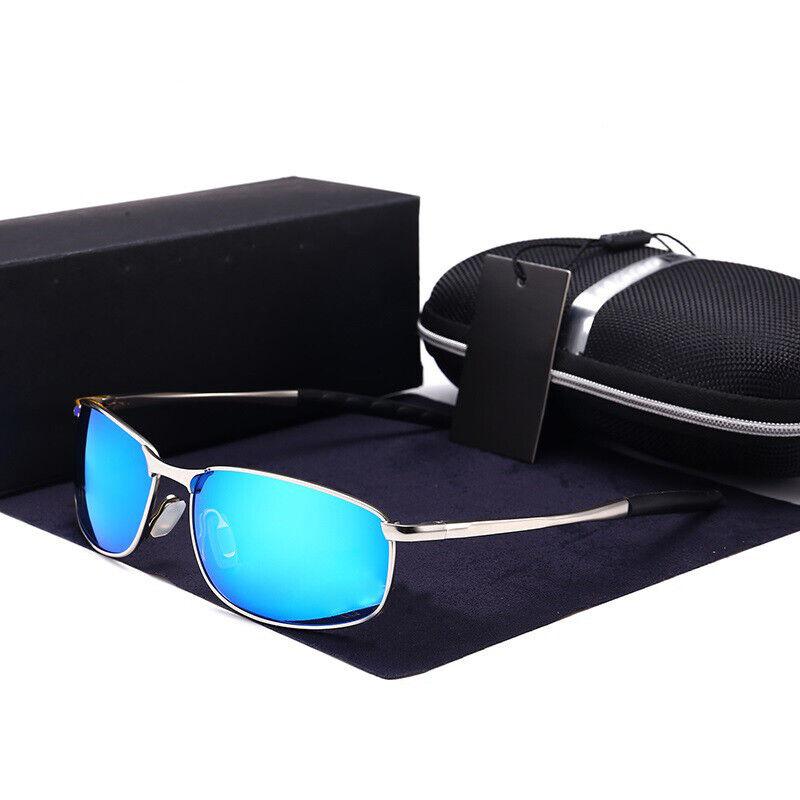 HD Gafas de sol polarizadas fotosensibles Hombres Conducir pesca Camaleón Gafas de sol