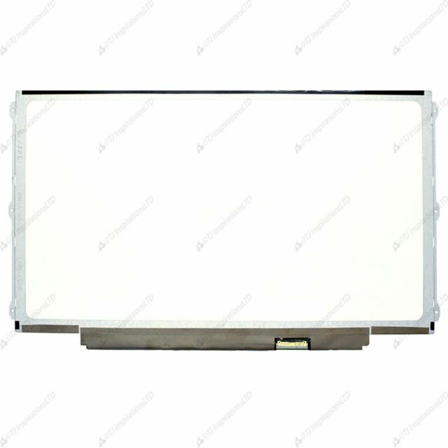 """NEW 12.5"""" LAPTOP SCREEN FOR DELL D/PN 4GC1H LED LCD DISPLAY PANEL"""