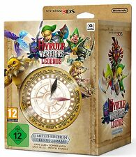 Hyrule Warriors Legends - Limited Edition 3DS - totalmente in italiano
