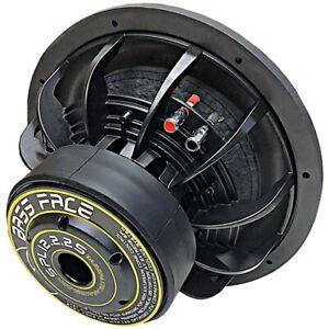 Bass-Face-SPL12-2-2S-Sub-2700-Watts-RMS-12-034-30-cm-Diametre-2-2-Ohm-High-Power