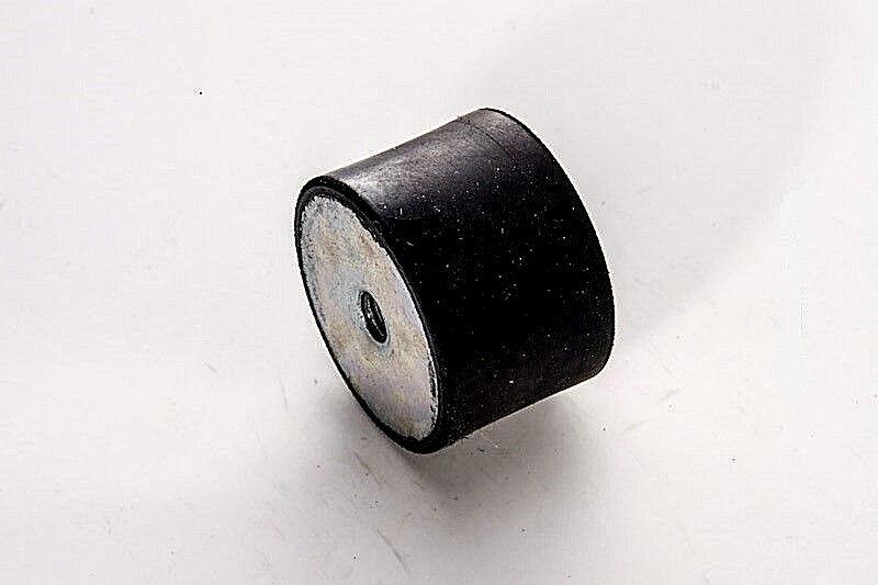 Schwingungsdämpfer  Typ D  M10   Ø 50 H 45 Metallpuffer  Anti Vibration Mount