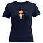 Juniors-Girl-Women-Tee-T-Shirt-Gift-Shirt-Cute-Princess-Pocahontas-Cartoon-Movie thumbnail 14