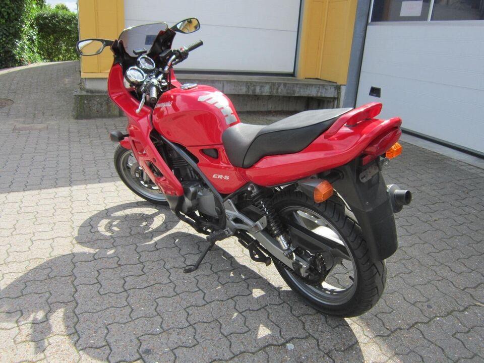 Kawasaki, ER5, ccm 500