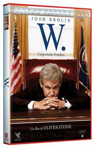 W-L-039-Improbable-President-DVD-NEUF-SOUS-BLISTER-Biopic-George-W-Bush
