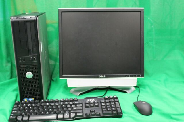 Dell Optiplex 380 Windows 7 Pro Pc With Monitor 0884116049067 For Sale Online