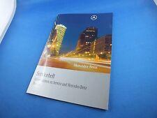 Mercedes Serviceheft C E W212 W213 GLK Kl NEU für Ihren digitalen Servicebericht