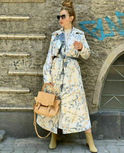 BNWT-ZARA-LIMITED-EDITION-PRINTED-FLOWING-COAT-SIZE-M