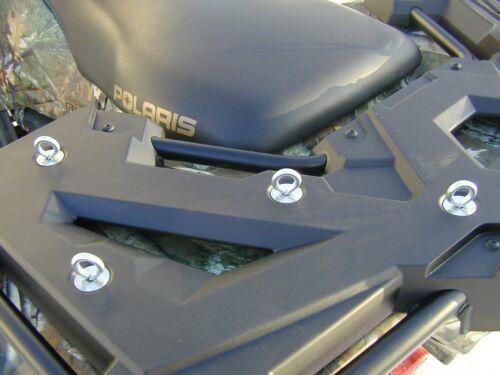 8 ACE ATV/'s S RZR Polaris Lock /& Ride Lock and Ride Type Tie Down: Sportsman