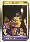 1988 Fleer Michael Cooper #65 Basketball Card