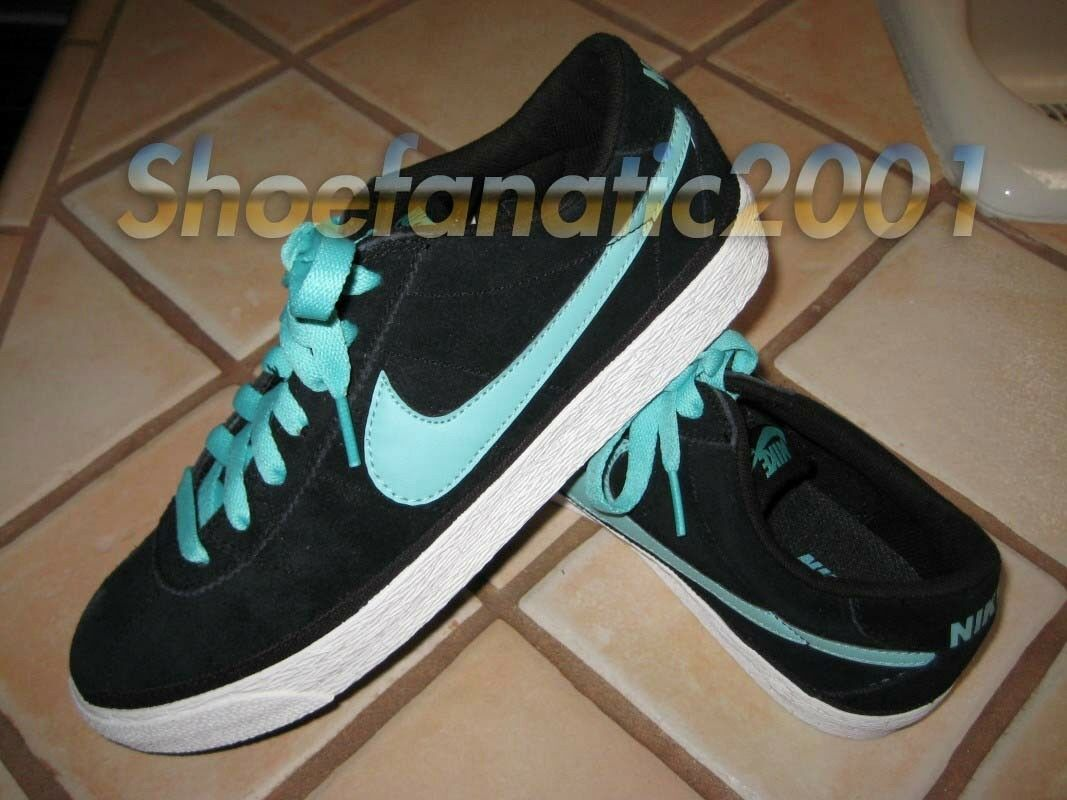 Nike SB Bruin Low Black Mint Supreme 7.5 Blazer Pushead Dunk Premium QS