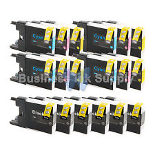 18 PACK LC71 LC75 Ink Cartridge for Brother MFC-J5910DW MFC-J625DW MFC-J6510DW