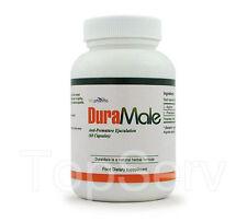 DuraMale Premature Ejaculation Last Longer Stamina Orgasm Control, Delay Pills