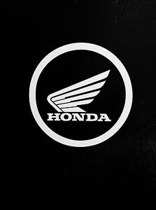 Image Is Loading 2 Honda Wing Logo 4 034 Vinyl