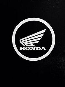 2 honda wing logo 2 4 vinyl decal car truck window sticker rh ebay com honda wing emblem honda wing logo vector