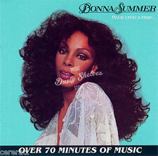 DONNA SUMMER ONCE UPON A TIME CD in Jewel Case Booklet Album Disco New Sealed