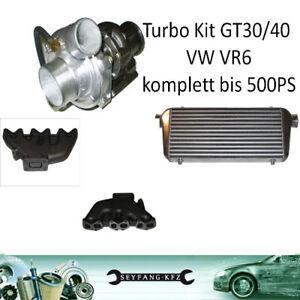 TURBOKIT-VW-VR6-2-8-2-9-VW-GOLF-2-3-PASSAT-Corrado-Vento