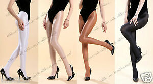 70-DENIER-HIGH-GLOSSY-OPAQUE-SHAPED-DANCE-TIGHTS-Size-S-M