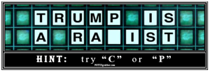 anti-TRUMP-IS-A-RA-IST-humorous-political-bumper-sticker