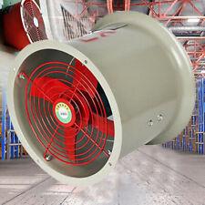 110v 180w Ventilator Explosion Proof Axial Flow Fan Industrial Blower 1450rpm