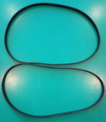 Cinghie di ricambio lunghe macchina del pane Bifinett KH1171 540-528mm x 7,85mm