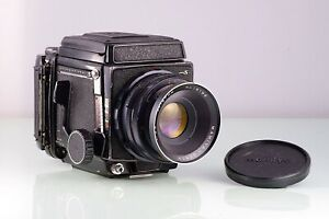 CLASSIC-MAMIYA-SLR-6X7-RB67-PRO-S-SEKOR-127mm-WLF-120-CLA-TESTED-USED