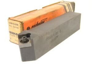 New-Surplus-Carboloy-PSDNN-85-5-Turning-Tool-Holder-SNMG-543-1-034-x-1-25-034-Shank