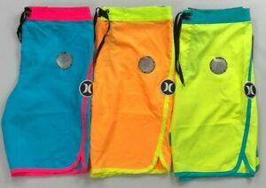 Boy-039-s-Youth-Hurley-H2O-Reveal-Board-Shorts-Swim